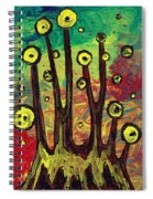All Eyes On You Spiral Notebook