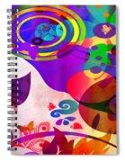All Her Wonder 2 Spiral Notebook
