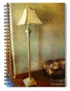 All In The Golden Afternoon Spiral Notebook