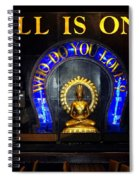 All Is One Spiral Notebook
