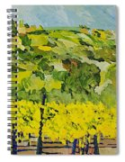 All Most Harvest Time Spiral Notebook