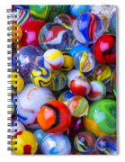 All My Marbles Spiral Notebook