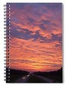 All Over Spiral Notebook