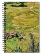 All Roads Lead Home Spiral Notebook