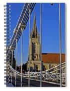 All Saints Church Spiral Notebook