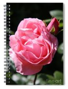 All Shades Of Pink Spiral Notebook