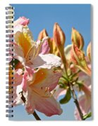 All Stages Of Bloom Spiral Notebook