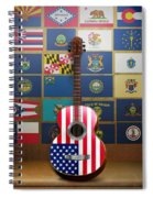 All State Flags Spiral Notebook