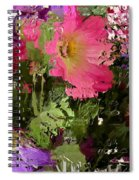 All The Flower Petals In This World 3 Spiral Notebook