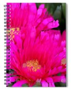 All The Flower Petals In This World 4 Spiral Notebook
