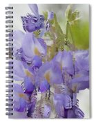All The Flower Petals In This World 7 Spiral Notebook