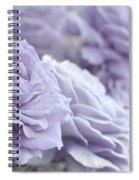 All The Lavender Roses Spiral Notebook