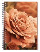 All The Orange Roses Spiral Notebook