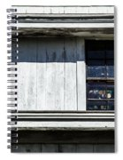 All Types Of Lines Spiral Notebook