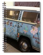 All We Want Is Peace Spiral Notebook