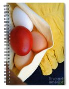 All Work No Souffle Spiral Notebook