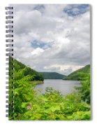 Allegheny Reservoir Spiral Notebook