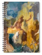 Allegory Spiral Notebook