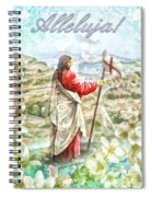 Alleluja Spiral Notebook
