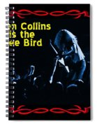 A C  Is The Blue Free Bird Spiral Notebook