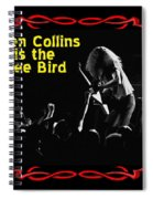 A C  Is The Free Bird 2 Spiral Notebook