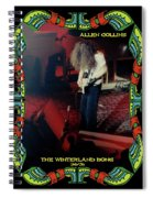 A C  Winterland Bong 6 Spiral Notebook