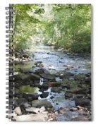 Allen Creek Spiral Notebook