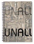 Allentown Spiral Notebook