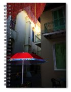 Alley Art Spiral Notebook