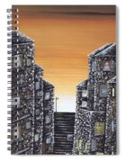 Alley Cat Spiral Notebook