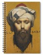 Alli Baba Spiral Notebook