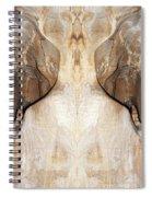 Allien Spiral Notebook