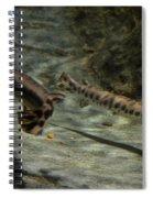 Alligator Gars Spiral Notebook