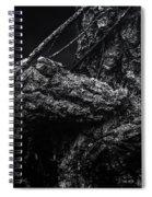 Alligator Tree Spiral Notebook