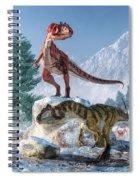 Allosaurus Pack Spiral Notebook
