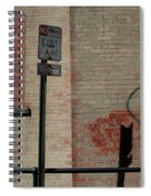 Allyway Theater Spiral Notebook