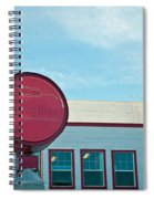 Almond Roca Spiral Notebook