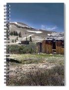 Almost Forgotten Spiral Notebook