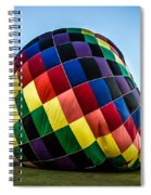 Almost Ready To Launch Spiral Notebook