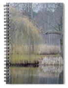 Almost Spring Spiral Notebook