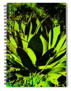 Aloe Spiral Notebook