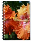 Aloha Keanae Tropical Hibiscus Spiral Notebook