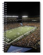 Aloha Stadium Night Game Spiral Notebook