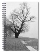 Alone And Lonely Spiral Notebook