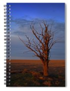 Alone Yet Not Alone Spiral Notebook