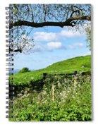 Along The Coastal Path - Lyme Regis 2 Spiral Notebook