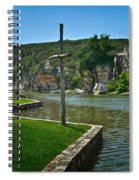 Along The Guadalupe Spiral Notebook