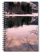 Along The North Thompson Spiral Notebook