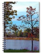 Along The Platte Spiral Notebook