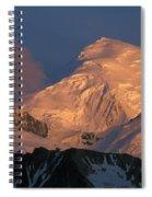 Alpen Glow Spiral Notebook